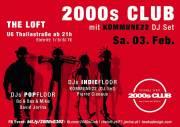 2000s Club mit KOMMUNE22 DJ-Set!, 1160 Wien,Ottakring (Wien), 03.02.2018, 21:00 Uhr