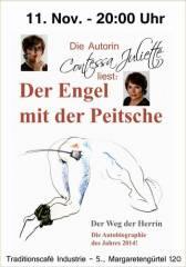 Contessa Juliette - Der Engel mit der Peitsche im Industrie!, 1050 Wien  5. (Wien), 11.11.2014, 20:00 Uhr