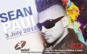 """Sean Paul """"Live in Concert"""" am World Bodypainting Festival 2015, 9210 Pörtschach am Wörther See (Ktn.), 03.07.2015, 11:00 Uhr"""