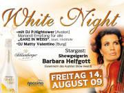 Whiite Niight, 8724 Spielberg (Stmk.), 14.08.2009, 19:00 Uhr