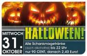 HALLOWEEN, 8570 Bärnbach (Stmk.), 31.10.2012, 09:00 Uhr
