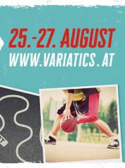 Raiffeisen Variatics 2017: Summer Edition, 2500 Baden (NÖ), 25.08.2017, 09:00 Uhr