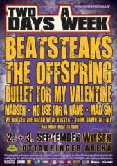 Two Days a Week, 7203 Wiesen (Bgl.), 03.09.2011, 00:00 Uhr