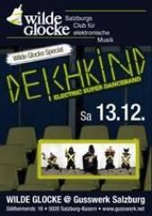 Deichkind im GusswerK!, 5020 Salzburg (Sbg.), 13.12.2008, 20:00 Uhr