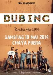 Dub Inc, 1070 Wien  7. (Wien), 10.05.2014, 20:00 Uhr