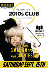 2010s Club , 1160 Wien,Ottakring (Wien), 15.09.2018, 21:45 Uhr