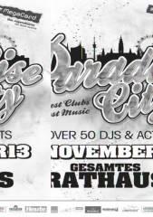 Paradise City powered by MegaCard das Kult-Event rockt wieder das Rathaus!, 1010 Wien  1. (Wien), 09.11.2013, 21:00 Uhr