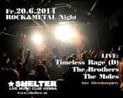 Rock&Metal Night, 1200 Wien 20. (Wien), 20.06.2014, 20:00 Uhr
