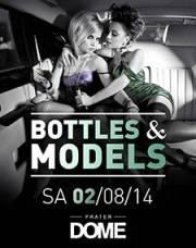 Bottles & Models, 1020 Wien  2. (Wien), 02.08.2014, 22:00 Uhr