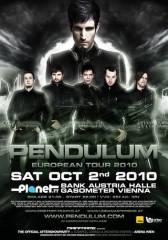 Pendulum live, 1110 Wien 11. (Wien), 02.10.2010, 22:00 Uhr