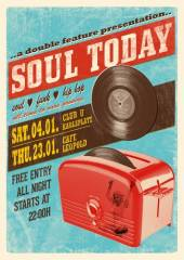 Soul Today, 1010 Wien  1. (Wien), 04.01.2014, 22:00 Uhr