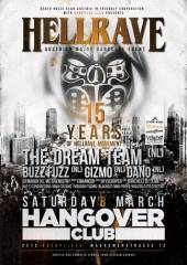 Hellrave - 15 Years of Hellrave Movement, 2213 Bockfließ (NÖ), 08.03.2014, 22:00 Uhr