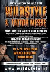 Wildstyle & Tattoo, 2700 Wiener Neustadt (NÖ), 20.04.2014, 12:00 Uhr