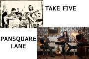 Take Five & Pansquare Lane, 4843 Ampflwang (OÖ), 19.07.2014, 20:00 Uhr
