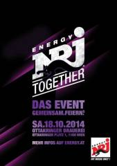 Energy Together V, 1160 Wien 16. (Wien), 18.10.2014, 22:00 Uhr