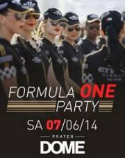 formula one party, 1020 Wien  2. (Wien), 07.06.2014, 22:00 Uhr