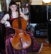 BAROCK EN SUITE Olena Mishchii (Cello), 8020 Graz  5. (Stmk.), 20.03.2015, 19:00 Uhr