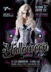 "Halloween ""Special Edition"" presented by phaMMotion, 1080 Wien  8. (Wien), 31.10.2013, 21:00 Uhr"
