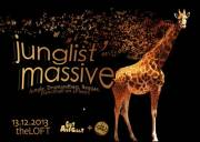 Gut Aufgelegt & Ready2Rumble pres: Jungle is Massive / Mighty Melody, 1160 Wien 16. (Wien), 13.12.2013, 22:00 Uhr