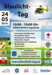Blaulicht-Tag, 2700 Wiener Neustadt (NÖ), 24.05.2014, 10:00 Uhr