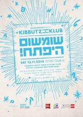 Kibbutz Klub: Open Sesame!, 1010 Wien  1. (Wien), 15.11.2014, 22:00 Uhr