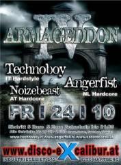 ARMAGEDDON IV, 8230 Hartberg (Stmk.), 21.10.2008, 21:00 Uhr