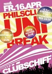 PhilsClub Unibreak, 1010 Wien  1. (Wien), 16.04.2010, 22:00 Uhr