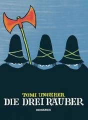 Die drei Räuber - nach dem Kinderbuch von Tomi Ungerer, 1080 Wien  8. (Wien), 27.04.2014, 16:30 Uhr