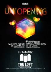 Uniopening, 1160 Wien 16. (Wien), 14.03.2014, 22:00 Uhr