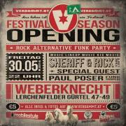 Festival Season Opening 2014, 1160 Wien 16. (Wien), 30.05.2014, 22:00 Uhr