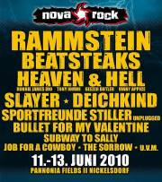 Nova Rock 2010, 2425 Nickelsdorf (Bgl.), 11.06.2010, 00:00 Uhr