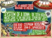 FM4 Frequency Festival 2013, 3100 St. Pölten (NÖ), 15.08.2013, 12:00 Uhr
