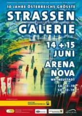 Straßengalerie, 2700 Wiener Neustadt (NÖ), 15.06.2014, 10:00 Uhr