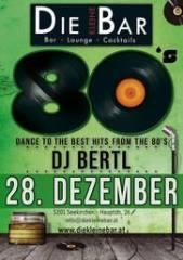 80's Party, 5201 Seekirchen am Wallersee (Sbg.), 28.12.2013, 20:00 Uhr