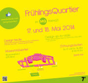 Design heute - FrühlingsQuartier im MQ, 1070 Wien,Neubau (Wien), 17.05.2014, 10:00 Uhr