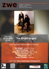 The Wright Singers, 1020 Wien,Leopoldstadt (Wien), 23.12.2014, 20:00 Uhr