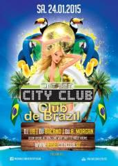 Clubbing de Brazil, 3500 Krems an der Donau (NÖ), 24.01.2015, 21:00 Uhr