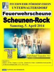 Scheunen-Rock, 2442 Unterwaltersdorf (NÖ), 05.04.2014, 20:00 Uhr