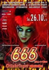 666 Hell-O-Wien, 1160 Wien 16. (Wien), 26.10.2013, 21:00 Uhr