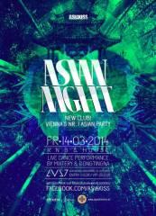 Asiakiss Asian Night @ LVL7, 1070 Wien  7. (Wien), 14.03.2014, 23:00 Uhr