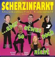 ...aber so etwas noch nicht - Kabarett Scherzinfarkt, 1090 Wien  9. (Wien), 28.03.2014, 19:30 Uhr