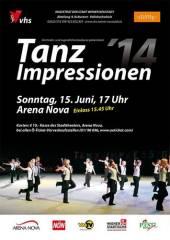 Tanzimpressionen 2014, 2700 Wiener Neustadt (NÖ), 15.06.2014, 17:00 Uhr