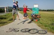 Rückenwind, Radreise um die Welt von Nandita, 4600 Wels (OÖ), 25.02.2015, 19:30 Uhr
