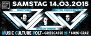 TMS - NATIONAL EDITION, 8020 Graz 16. (Stmk.), 14.03.2015, 22:00 Uhr