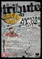 Tribute to Green Day  20 Years of Dookie, 1160 Wien 16. (Wien), 01.02.2014, 21:00 Uhr