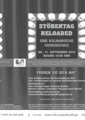 Stöbertag Reloaded!, 1050 Wien  5. (Wien), 11.09.2014, 18:00 Uhr
