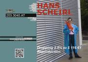 Hans Scheirl - Dropping 2.5% to $ 116.61 Reproduction, 3040 Neulengbach (NÖ), 04.10.2014, 17:00 Uhr