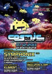 Cosmic - Winterzauber mit Symphonix und Chillout Special, 1020 Wien  2. (Wien), 07.12.2013, 22:00 Uhr