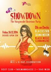 Showdown - im Roxy! The Masquerade X-Mas Party, 1040 Wien  4. (Wien), 26.12.2014, 23:00 Uhr
