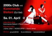 2000s Club mit Kommando Elefant DJ-Set!, 1160 Wien,Ottakring (Wien), 01.04.2017, 21:00 Uhr